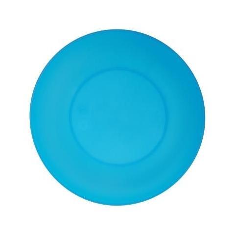 EXCELSA Piatto Fondo Plastica Azzurro