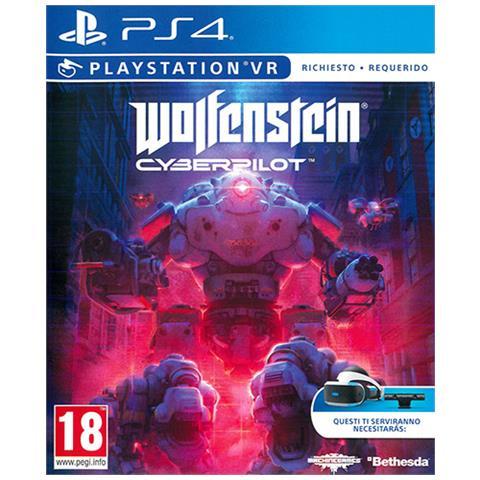 BETHESDA PS4 - Wolfenstein Cyberpilot