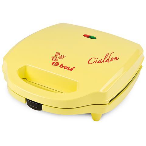 CL 24900 Cialdon Macchina per Waffle Potenza 900 Watt