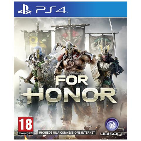 UBISOFT PS4 - For Honor