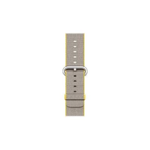 APPLE MNK72ZM / A Band Grigio, Giallo Nylon accessorio per smartwatch