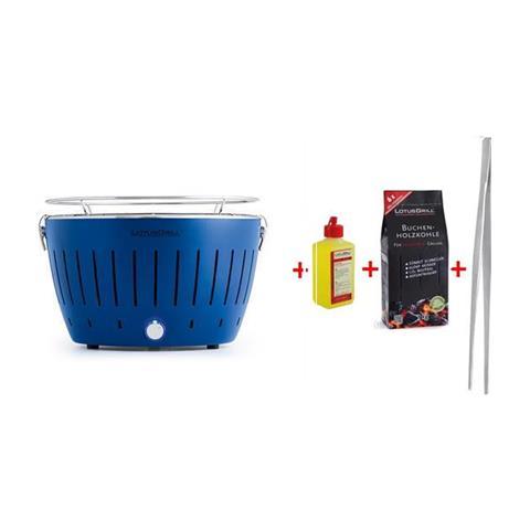 Kit Barbecue Nuovo Modello 2019 Con Cavo Usb Blu
