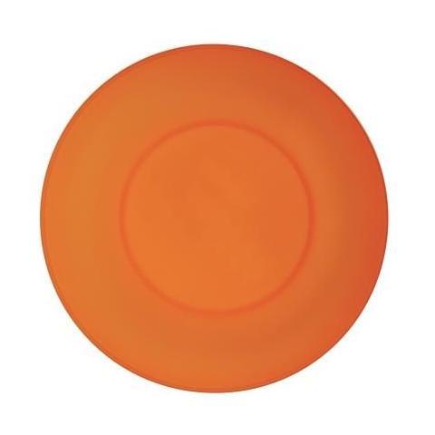 EXCELSA Piatto Fondo Plastica Arancio