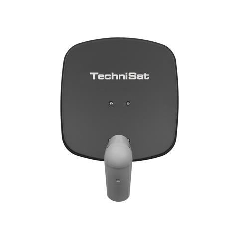 TECHNISAT Satman 45, 10.7 - 12.75 GHz, 32,2 dBi, 45 cm, 48 cm, 4 kg, Grigio