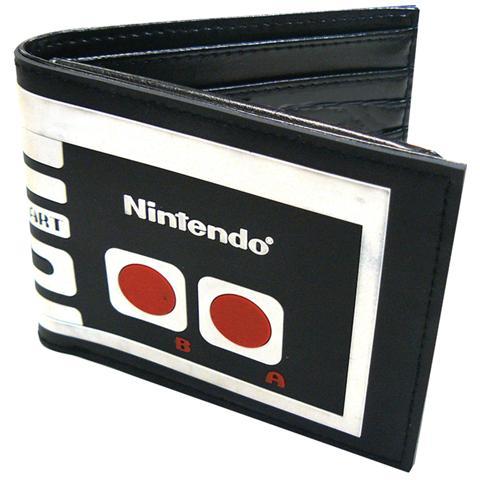 Bioworld Nintendo - Controller (Portafoglio Con Catena)