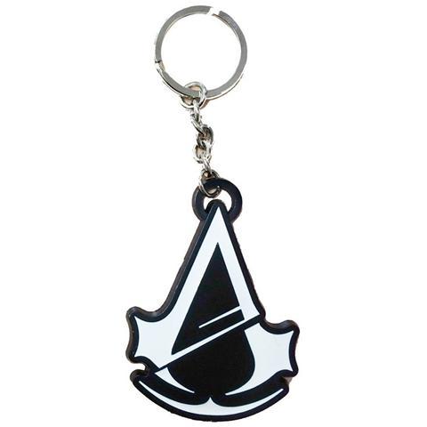 BIOWORLD Assassin's Creed Unity - Metal Logo (Portachiavi)