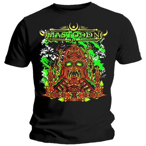 ROCK OFF Mastodon - Emperor Of God (T-Shirt Unisex Tg. S)