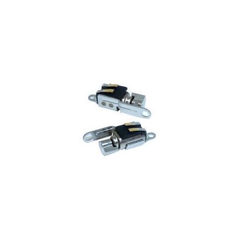 MICROSPAREPARTS MOBILE MOBX-IP5S-INT-12 Motore a vibrazione Nero, Acciaio inossidabile 1pezzo (i) ricambio per cellulare