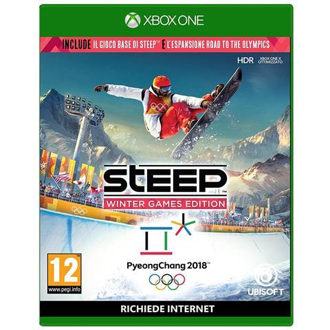 UBISOFT XONE - Steep Winter Games Edition