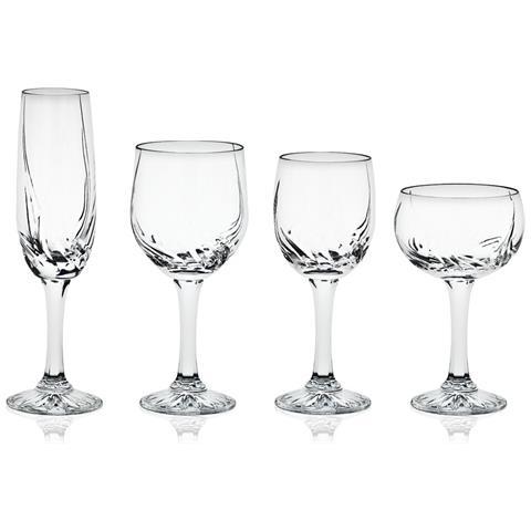 California - Servizio Bicchieri 50 Pezzi