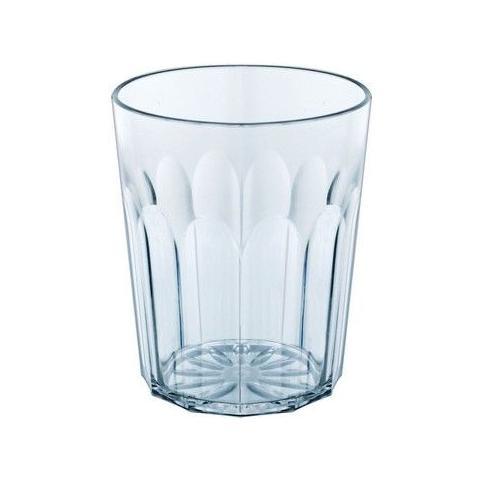 Set 4 bicchieri Trasparenti Oasi