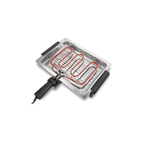 CL 23900 Griglia Elettrica Barbecue Braciola 1600 Watt