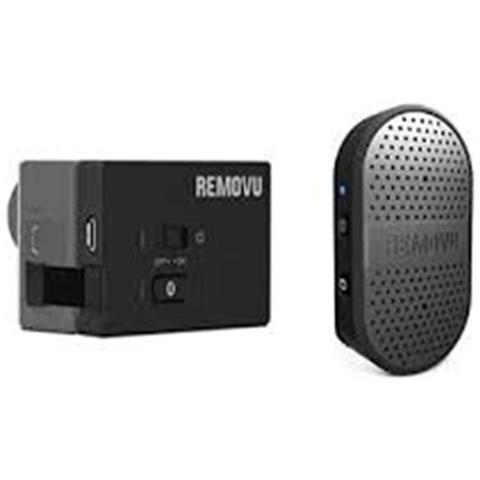 REMOVU Set Microfono A1+ M1 Bluetooth per GoPro Hero 3+ / 4