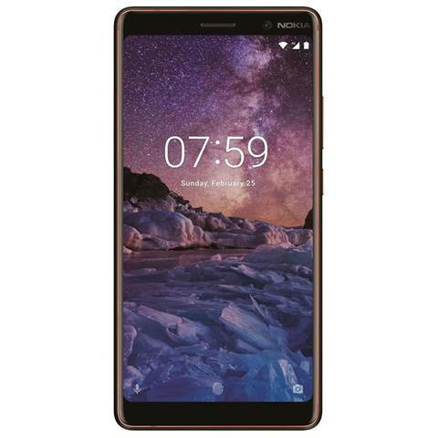 NOKIA S. PHONE 6 IPS 8CORE 4GB 16/12MP BLACK RICONDIZIONATO
