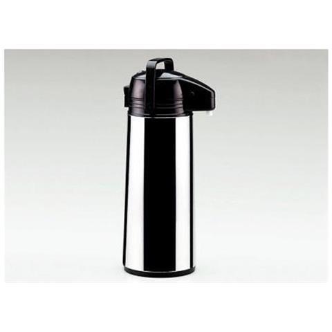 Caraffa Termica Thermos Per Liquidi A Pompa Da 1,9 Lt In Accaio Inox