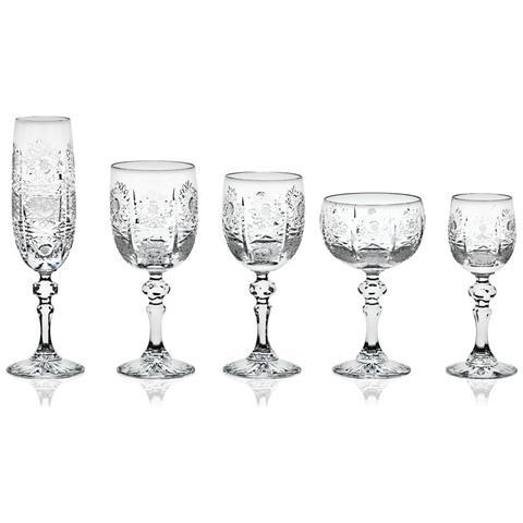 Caterina - Servizio Bicchieri 62 Pezzi