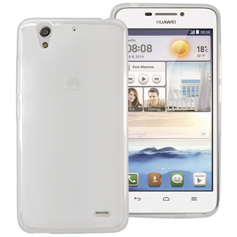 PHONIX ITA Cover gel protection plus white huawei ascend g630
