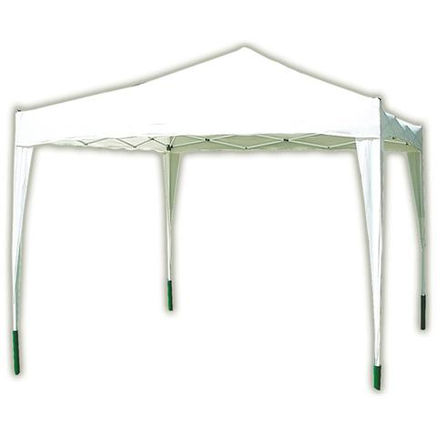 Gazebo in acciaio richiudibile ad ombrello 300x300 cm mod. Albufeira