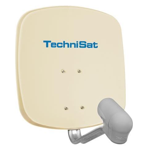 TECHNISAT Satman 45, 10.7 - 12.75 GHz, 32,2 dBi, 45 cm, 48 cm, 4 kg, Beige