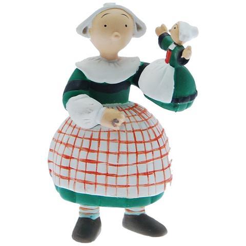 Plastoy 61017 - Becassine - Miniature Becassine Con Marionetta