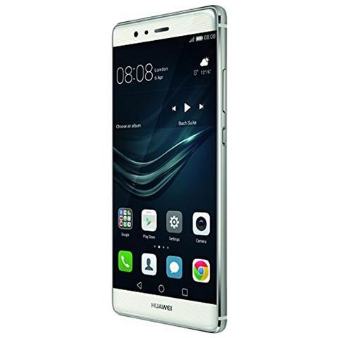 "HUAWEI P9 Argento 32 GB 4G/LTE Display 5.2"" Full HD Slot Micro SD Fotocamera 12 Mpx Android Tim Italia"