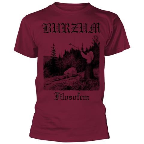 PHM Burzum - Filosofem 3 (Maroon) Tsfb