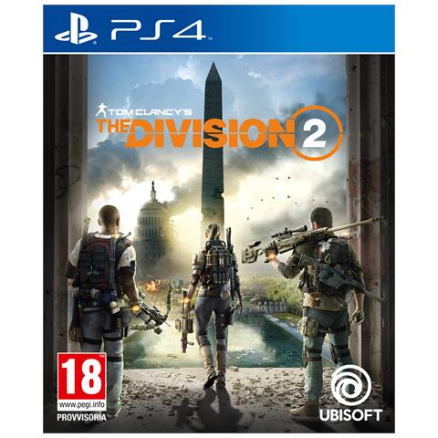 UBISOFT PS4 - Tom Clancy's The Division 2