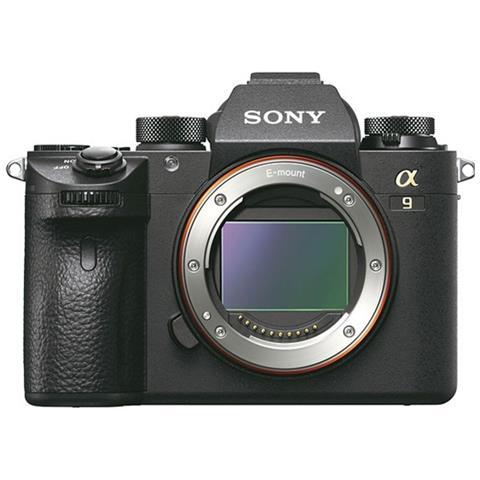 Fotocamera Digitale Alpha 9 Solo Corpo Sensore CMOS Exmor RS Full-Frame 35 mm 24.2 MP 6000...