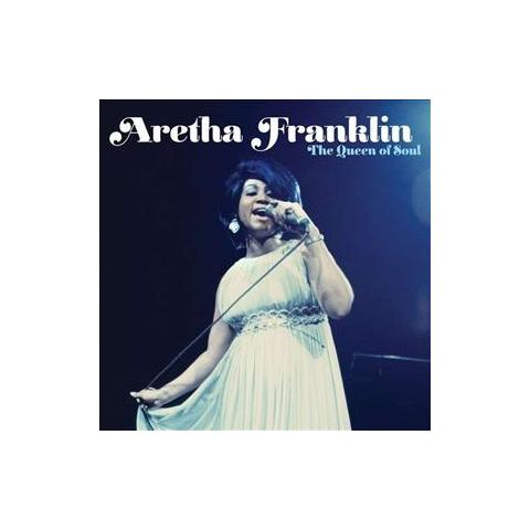 WARNER BROS Cd Franklin Aretha - The Queen Of Soul