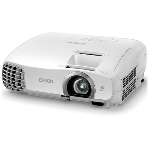 EPSON Proiettore EH-TW5100 3LCD 3D Full HD 1800 ANSI lm Rapporto di Contrasto 13000:1 HDMI USB
