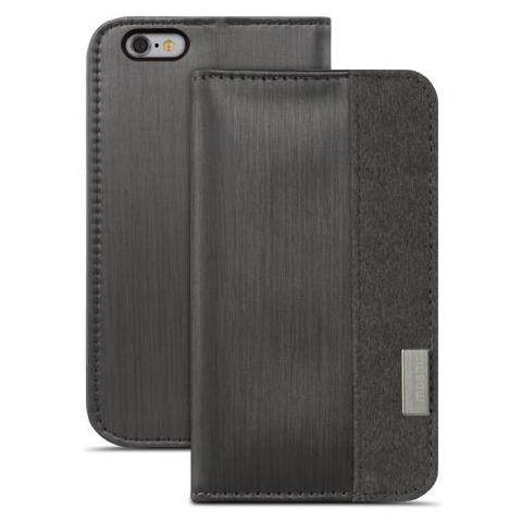 MOSHI Overture per iPhone 6 - steel black