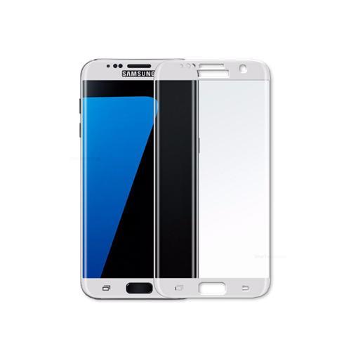 Smartechnology Pellicola Vetro Temperato Per Samsung Galaxy S7 Edge Protezione Totale Display Touch Screen Copertura Bordi