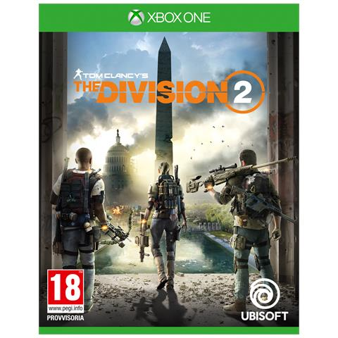 UBISOFT XONE - Tom Clancy's The Division 2