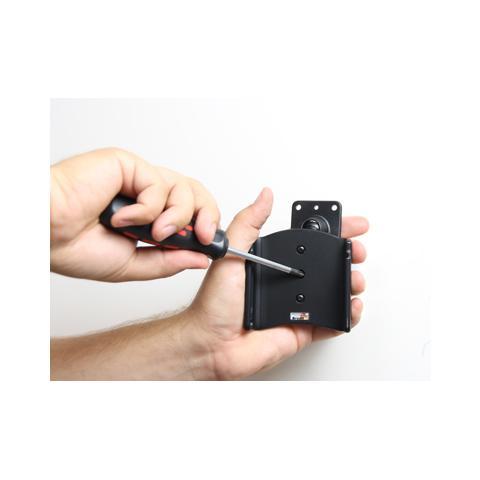 BRODIT 511750 Auto Passive holder Grigio supporto per personal communication