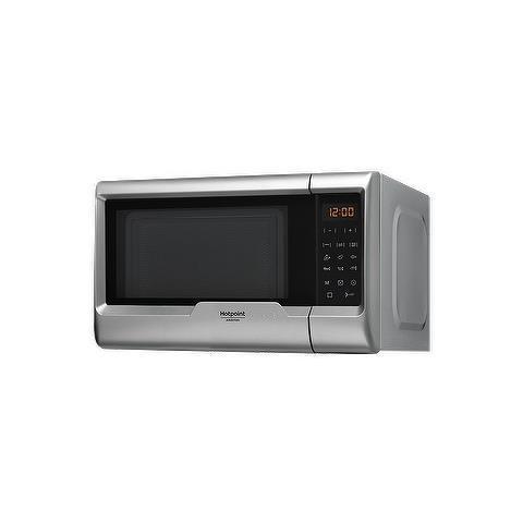 MWHA2032MS Forno Microonde con Grill Capacità 20 Litri Potenza 1100 Watt Colore Argento