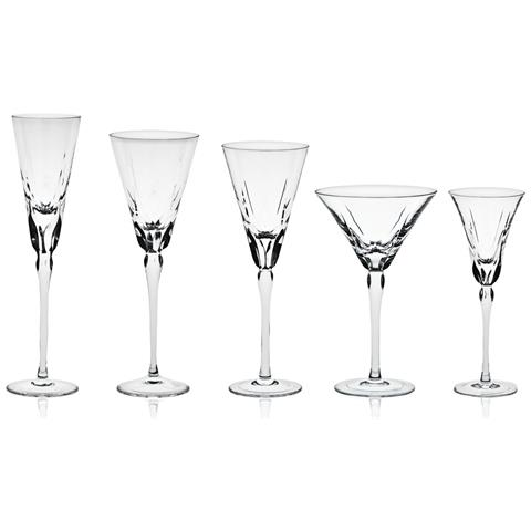 Lory T. - Servizio Bicchieri 62 Pezzi