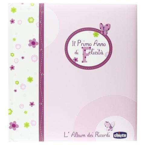 CHICCO 23101 Album Dei Ricordi Rosa