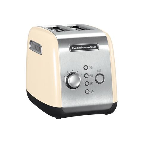 5KMT221EAC Tostapane a 2 Scomparti Potenza 1100 Watt Colore Crema