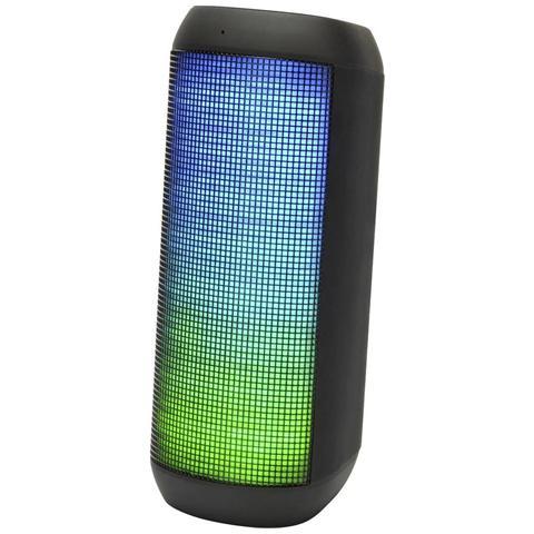 DIGITUS Altoparlante Led Bluetooth 7 Watt a Batteria