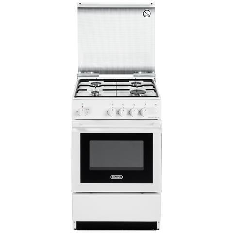 Cucina Elettrica SESW554NED 4 Zone di Cottura Fuochi a Gas Forno Elettrico Classe B Dimens...