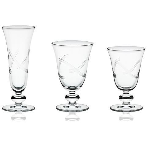 Minu 01 - Servizio Bicchieri 38 Pezzi