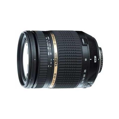 AF 18-270mm F / 3,5 -6,3 Di II VC PZD Attacco Nikon