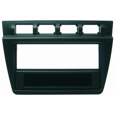 Phonocar Adattatore autoradio 03351 Mascherina con foro ISO colore nero Kia Picanto