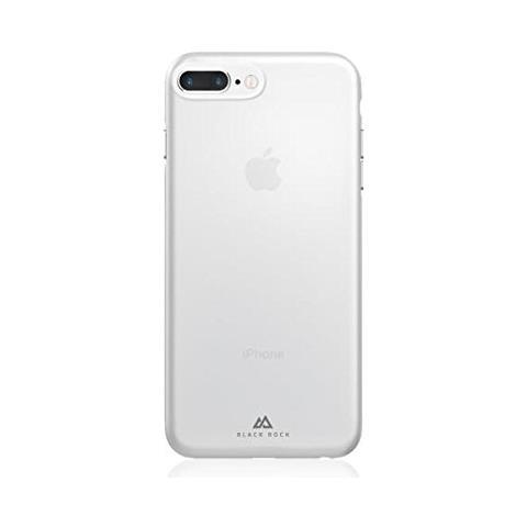 BLACK ROCK Cover per iPhone 8 Plus / 7 Plus Colore Trasparente