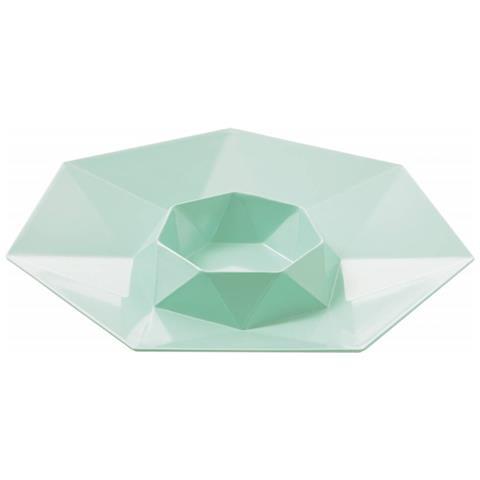 Piatto Chip E Dip Yeddi - Verde-pastello -pt2180de