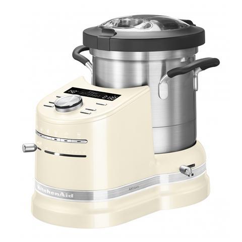 Cook Processor Crema Robot da Cucina Potenza 1500 watt Capacità 4.5 Litri