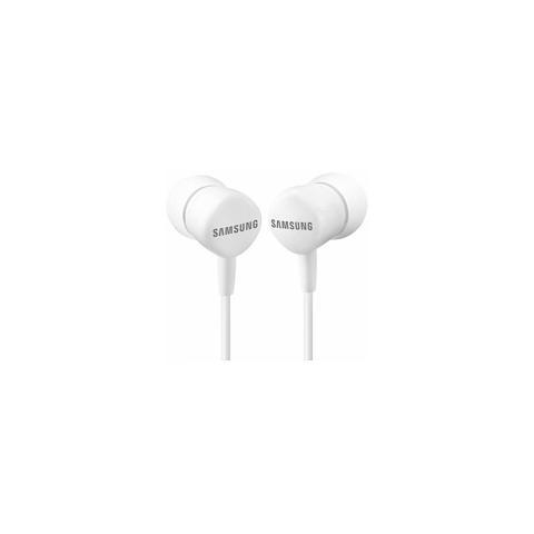 SAMSUNG EO-HS130, Stereofonico, Bianco, Digitale, Cablato, Multi-key, Volume +, Volume -,