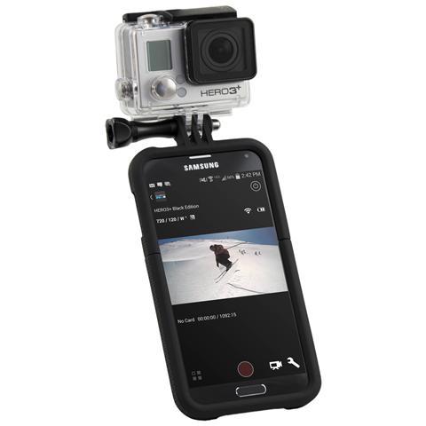 POLARPRO Custodia Galaxy S5 con Gancio per GoPro