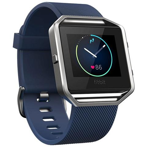Fitbit Blaze Smart Fitness e sonno Taglia S - Blue