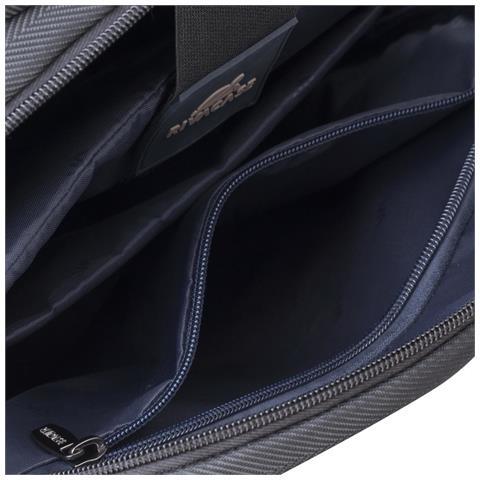 RIVACASE 8125 Zaino 14 nero Elegante